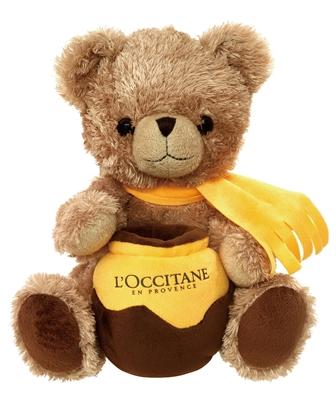 L'OCCITANE歐舒丹紀念小熊